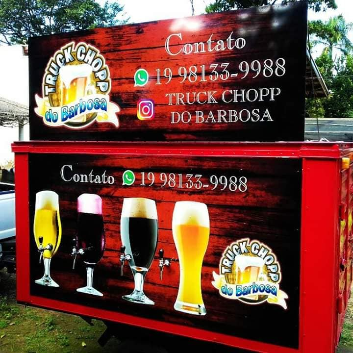 Truck chopp do Barbosa